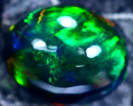 1.78cts Natural Ethiopian Smoked Black Opal / BF1899