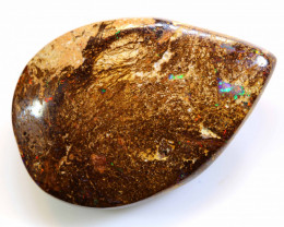 20 CTS BOULDER WOOD FOSSIL OPAL STONE   NC-4795