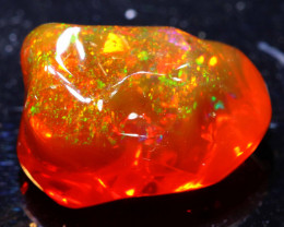 7.25 CTS MEXICAN FIRE OPAL STONE  FOB -2079