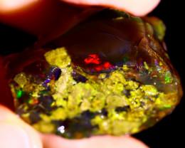89cts Ethiopian Crystal Rough Specimen Rough / CR1090