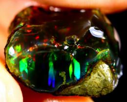 17cts Ethiopian Crystal Rough Specimen Rough / CR1092