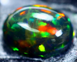 1.39cts Natural Ethiopian Smoked Opal / HM207