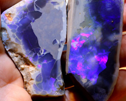 219CTS  BLACK OPAL RUB  L. RIDGE DT-A1957