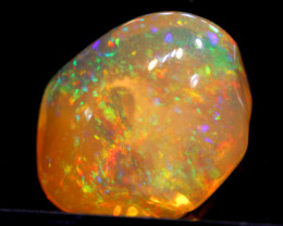4.25 CTS MEXICAN FIRE OPAL STONE  FOB -2093