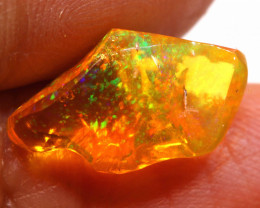 2.55 CTS MEXICAN FIRE OPAL STONE  FOB -2097