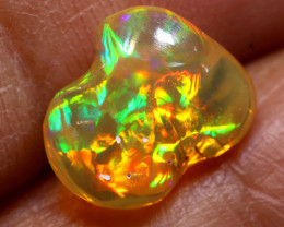 2 CTS MEXICAN FIRE OPAL STONE  FOB -2118