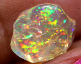 4.10 CTS MEXICAN FIRE OPAL STONE  FOB -2120