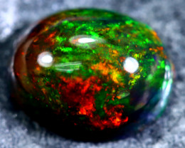1.85cts Natural Ethiopian Smoked Opal / HM212