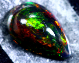 1.12cts Natural Ethiopian Smoked Opal / HM215