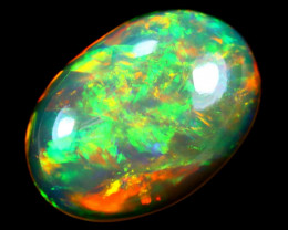 1.68cts Natural Ethiopian Welo Opal / HM244