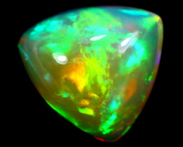 3.15cts Natural Ethiopian Welo Opal / HM246