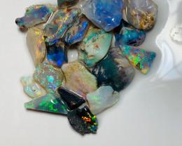 Multi Colour Bright Cutters - Small pieces