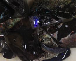 #6-Rough Andamooka Matrix Opal [27708]