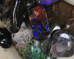 #6-Rough Andamooka Matrix Opal [27713]