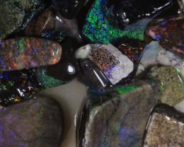 #6-Rough Andamooka Matrix Opal [27716]