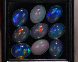 6.46Ct Natural Ethiopian Welo Opal Lot JA2038