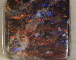 1#  -  Andamooka Matrix Opal Rough [27785]
