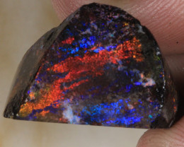 1#  -  Andamooka Matrix Opal Rough [27831]