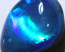 2.75 CTS OPAL SHELL FOSSIL DOUBLET   [SEDA7249]