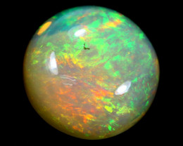 2.54cts Natural Ethiopian Welo Opal / BF2004