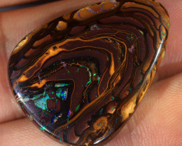 35ct 30x23mm Yowah Boulder Opal Matrix [LOB-3282]