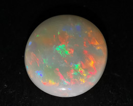 2.0 cts Beautiful Coober Pedy White Crystal Opal Stone
