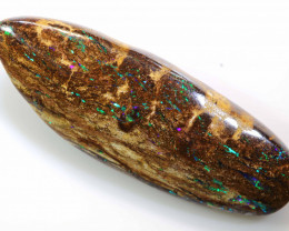 17.7 CTS BOULDER WOOD FOSSIL OPAL STONES   NC-4823