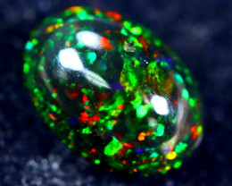 1.30cts Natural Ethiopian Smoked Opal / HM271