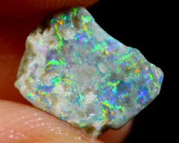 2cts Australian Lightning Ridge Opal Rough / WR2325