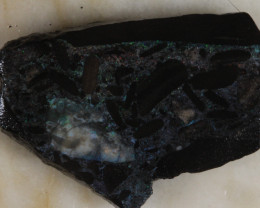 #6-Rough Andamooka Matrix Opal [27970]