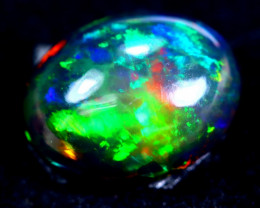 3.97cts Natural Ethiopian Smoked Opal / HM312