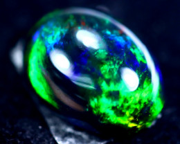 3.52cts Natural Ethiopian Smoked Opal / HM301