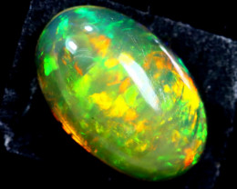 1.18cts Natural Ethiopian Welo Opal / HM307