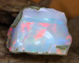 Welo Rough 9.90Ct Natural Ethiopian Gamble Rough Opal Cab Specimen D0101