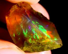 19cts Ethiopian Crystal Rough Specimen Rough / CR1170
