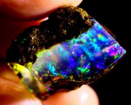 23cts Ethiopian Crystal Rough Specimen Rough / CR1177