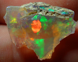 4.88ct -#A5 - Gamble Rough from Wello Dalanta