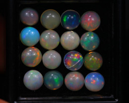 5.99Ct Natural Ethiopian Welo Opal Lot JA2058
