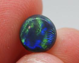 1.95CT Black Opal  Lightning Ridge  JS
