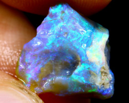 3.10cts Australian Lightning Ridge Opal Rough / WR2395