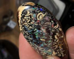 143cts Boulder Opal Stone AE164