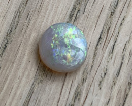 Beautiful Coober Pedy Light opal cab 2ct