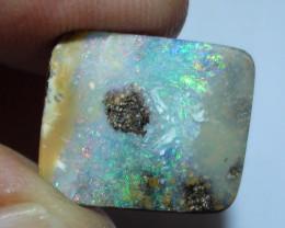 7.20 ct Multi Color Queensland Boulder Opal