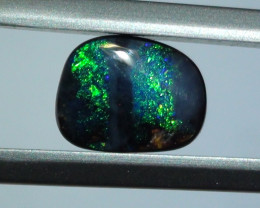 1.85 ct Gem Blue Green Color Queensland Boulder Opal