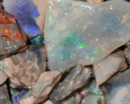 3.52 OUNCES ROUGH OPAL BEGGINERS MATERAL