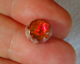 5.27ct Mexican Matrix Cantera Multicoloured Fire Opal