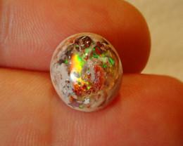 6.01ct Mexican Matrix Cantera Multicoloured Fire Opal
