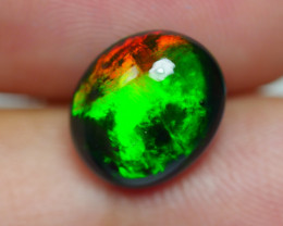 2.880 CRT BRILLIANT BROAD FLASH PLAY COLOR SMOKED WELO OPAL