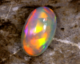 2.18cts Natural Ethiopian Welo Opal / HM161