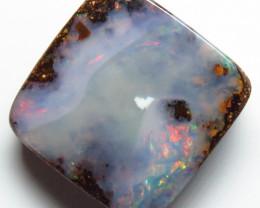 6.70ct Queensland Boulder Opal Stone